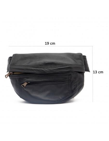 Bomber Napoli - Men's Jacket of Genuine Aged Dark Brown Leather - 1
