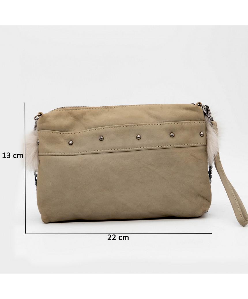 Bomber Napoli - Men's Jacket of Genuine Aged Dark Brown Leather - 2