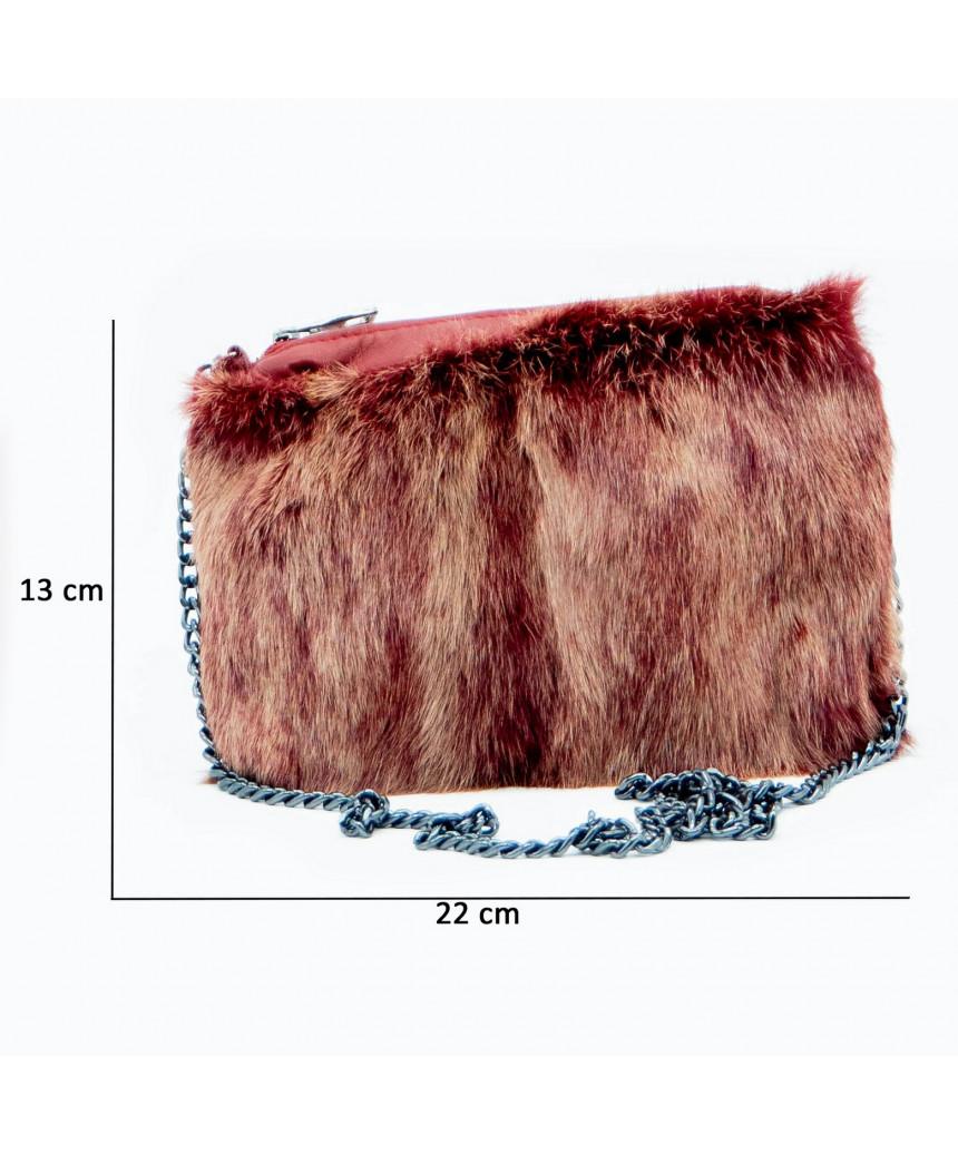 Bomber Napoli - Men's Jacket of Genuine Aged Dark Brown Leather - 3