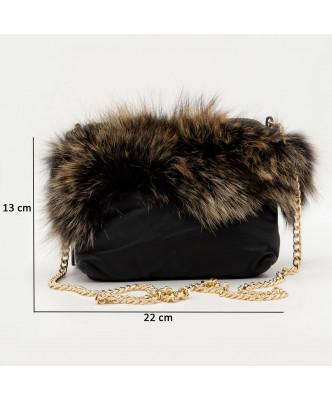 Bomber Napoli - Men's Jacket of Genuine Aged Dark Brown Leather - 5