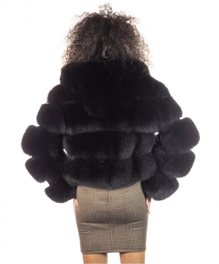 Biker Men - Genuine Soft Bordeaux Leather Jacket