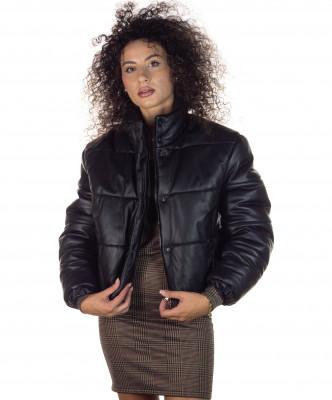Belfast Uomo - Giacca in Vera Pelle colore Nero Morbida - 1