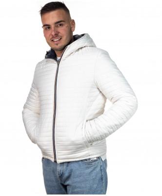 Vale Bis - Women Jacket of Genuine Aged Dark Brown Leather - 4