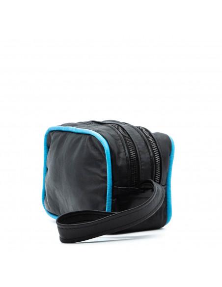 Violetta - Women Jacket of Genuine Aged Mud Leather - 1