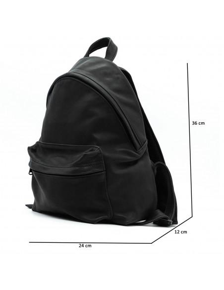 Violetta Bis - Giacca Donna in Vera Pelle colore Fango Invecchiato - 3