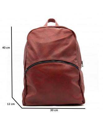 Violetta - Giacca Donna in Vera Pelle colore Verde Invecchiato - 3