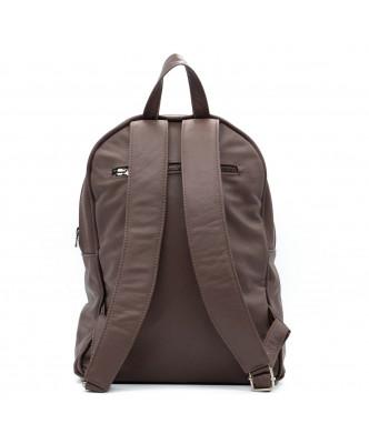 Zara - Women Jacket of Genuine Aged Mud Leather - 6