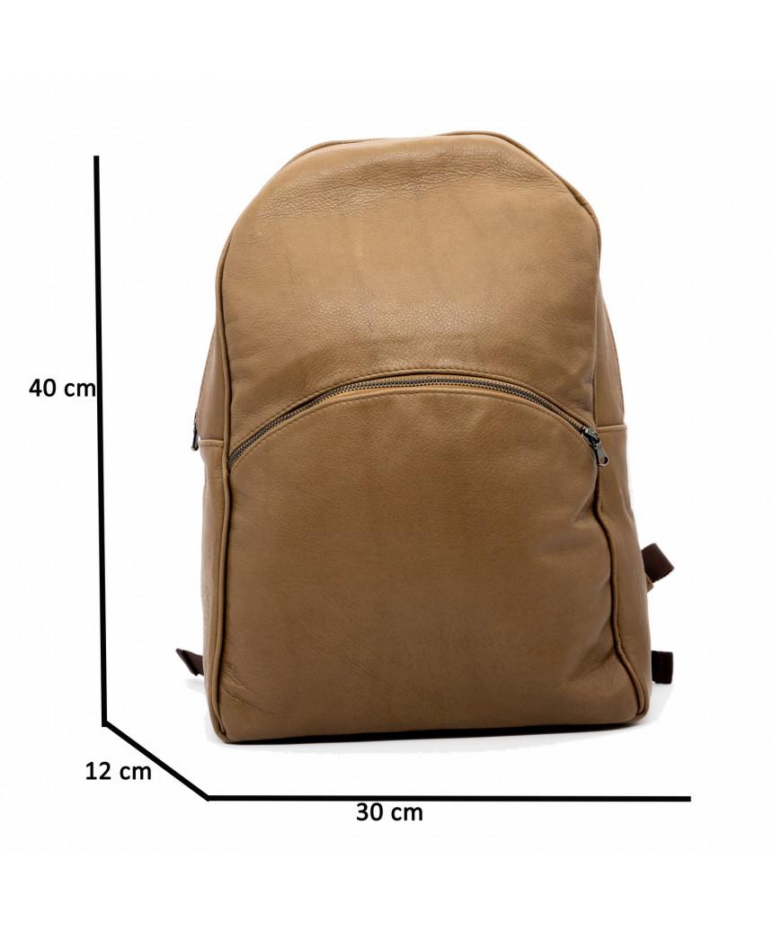 Zara - Women Jacket in Genuine Aged Bordeaux Leather