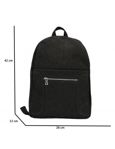 Zara - Giacca Donna in Vera Pelle colore Verde Invecchiato - 3