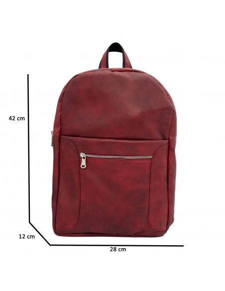 Zara - Giacca Donna in Vera Pelle colore Verde Invecchiato - 5
