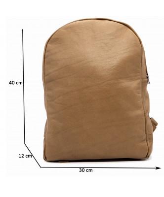Michelina - Giacca Donna in Vera Pelle colore Blu Invecchiato - 2