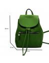 Attila - Men Jacket of Genuine Dark Brown Oil Vintage Leather - 2