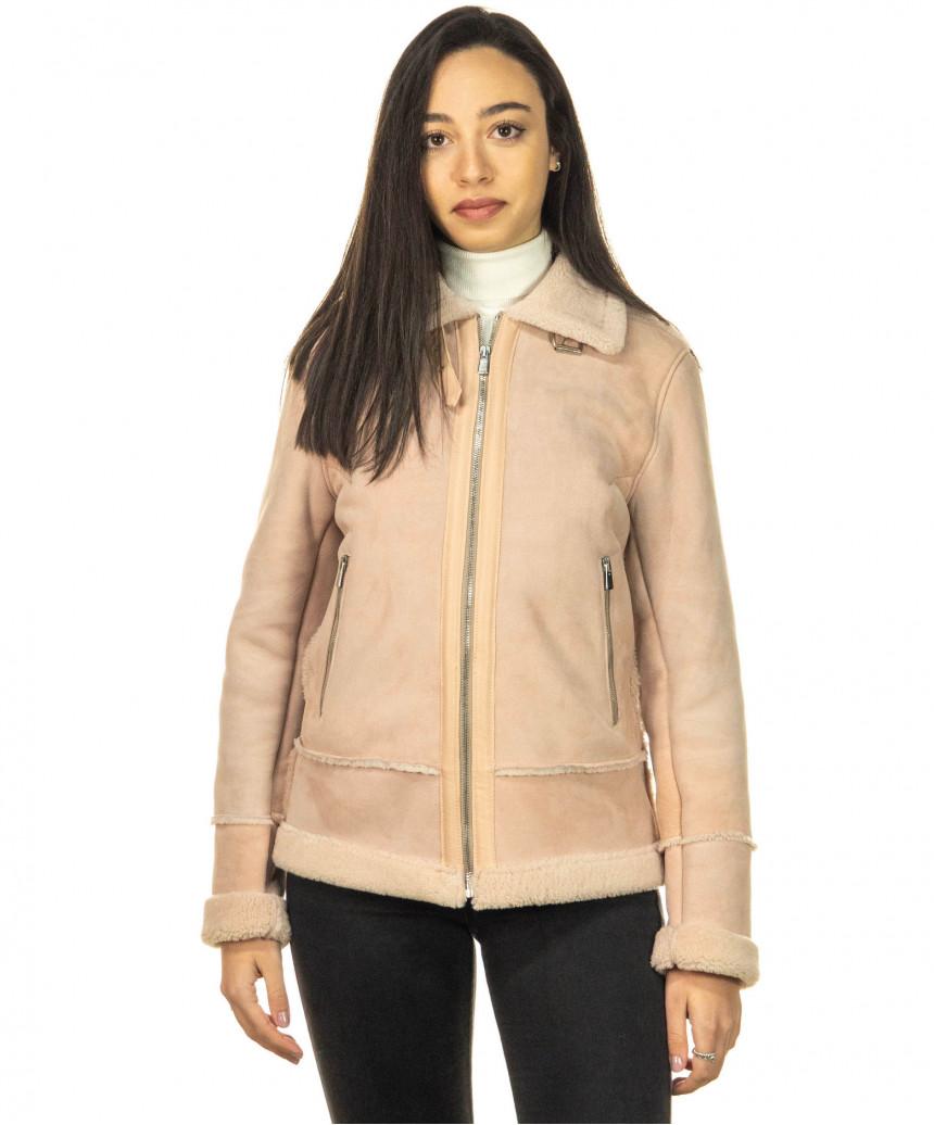 Soft Black Genuine Leather Jacket