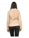 Chiodo Men - Jacket of Soft Dark Brown Oil Vintage Leather - 5