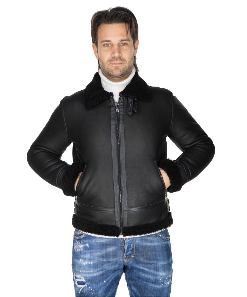 Viola - Giacca Donna in Vera Pelle colore Rosso Morbida