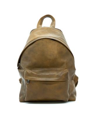 Biker Women - Dark Brown Suede Leather Jacket - 6