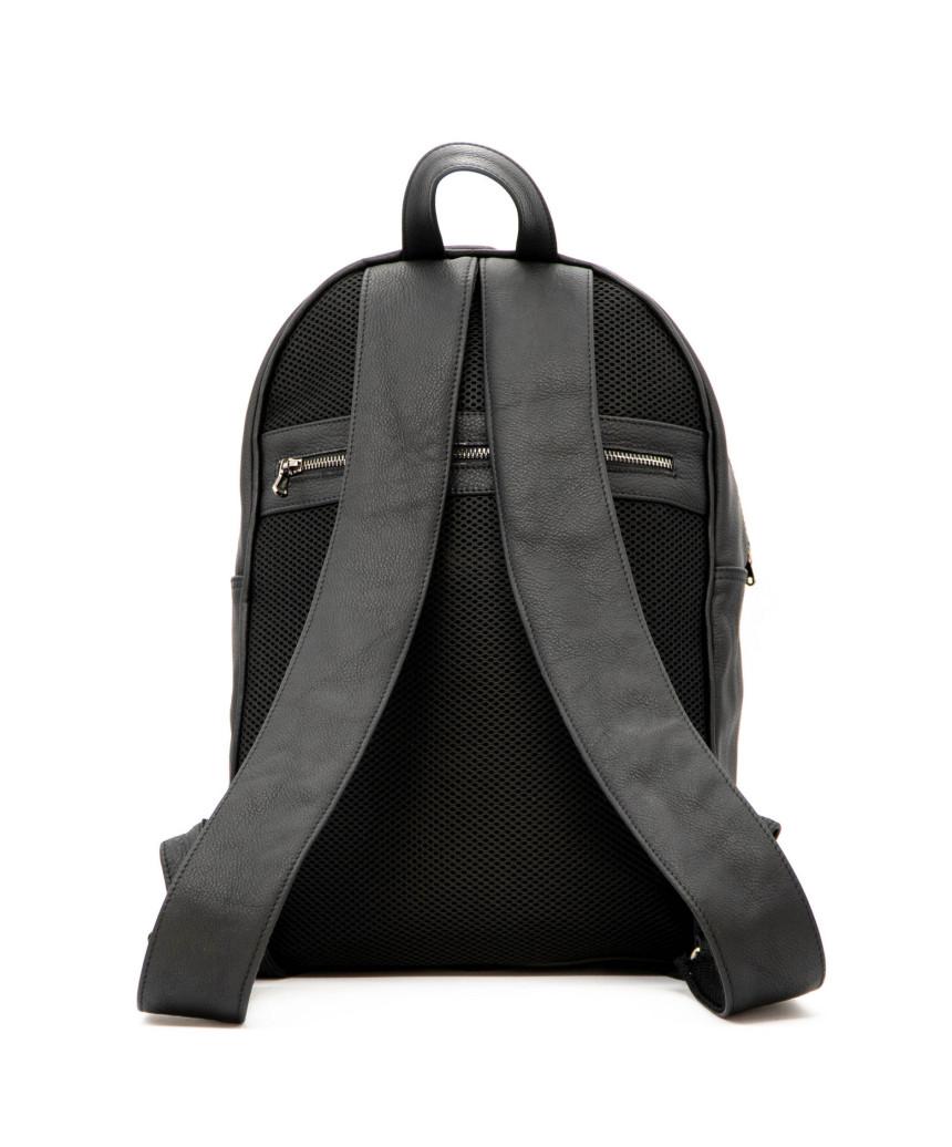 Biker Women - Jacket of Genuine Distressed White Leather - 1