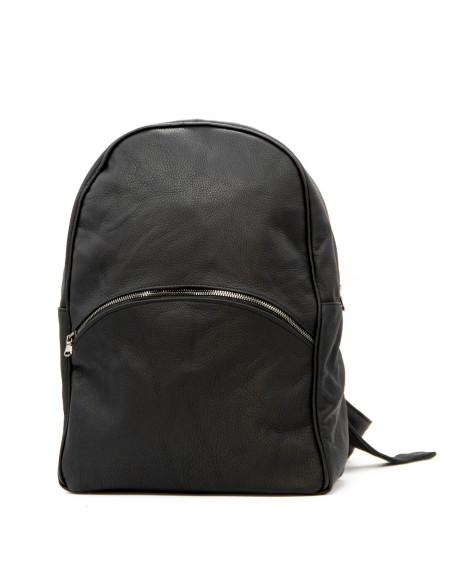 Motociclista Donna - Giacca in Vera Pelle colore Bianco Tamponato