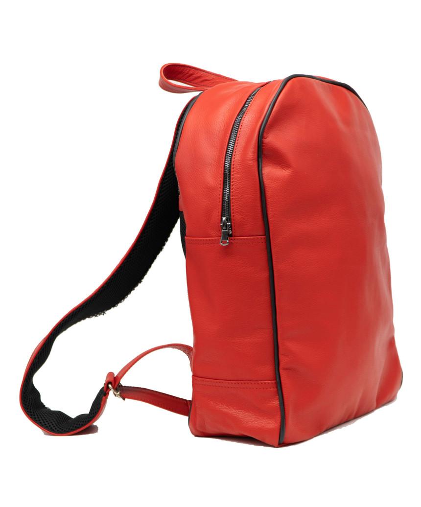 Chiodo Donna - Women Genuine White Soft Leather Jacket