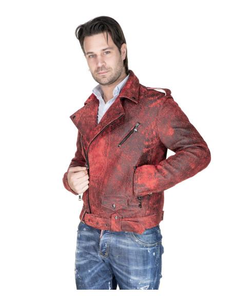 Ary - Giacca Donna in Vera Pelle colore Nero Morbida