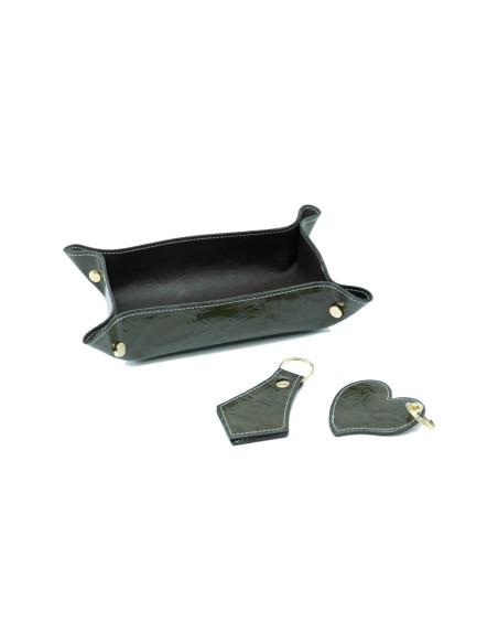 Chiodo Martina - Giacca Donna in Vera Pelle colore Rosso Oil Vintage