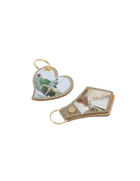 U06 - Men's Jacket of Genuine Dark Brown Oil Vintage Leather - 1