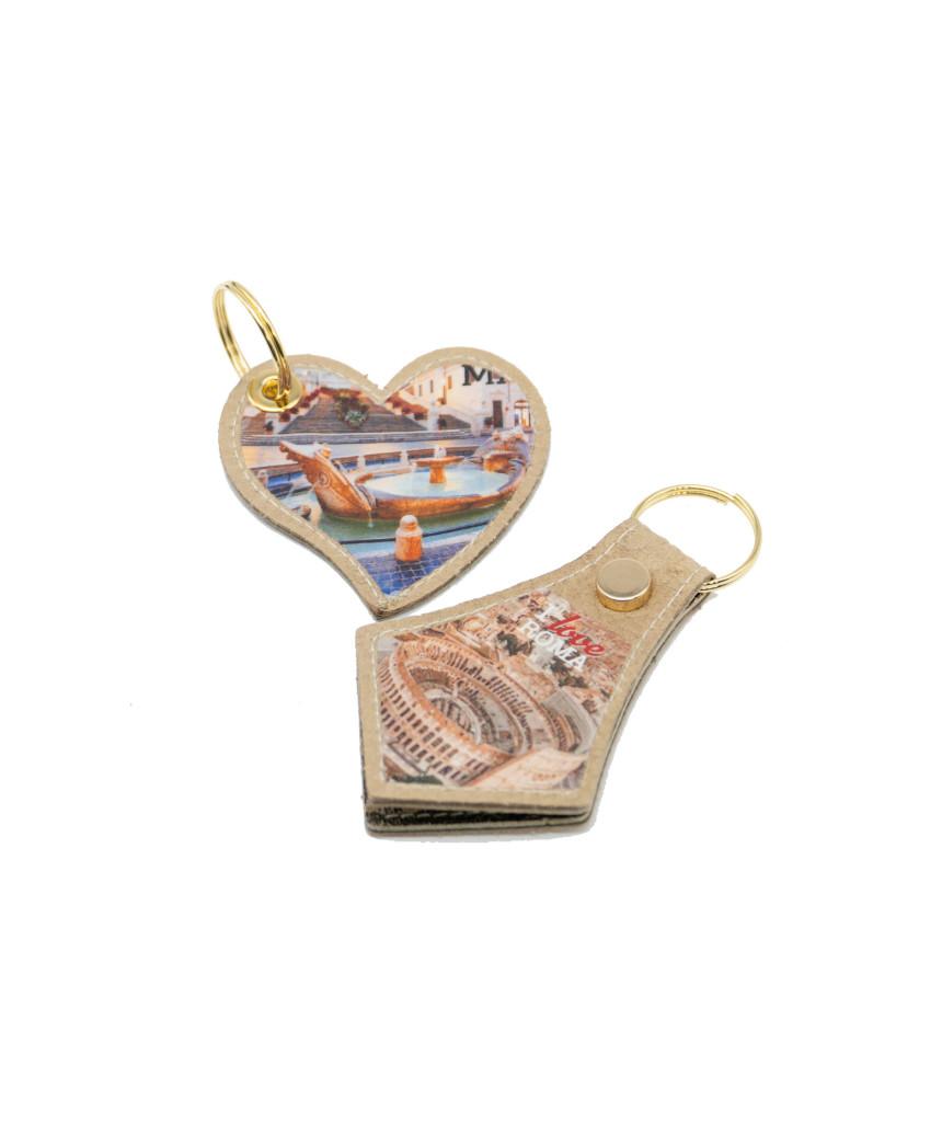U06 - Men's Genuine Leather Jacket in Mud Oil Vintage color