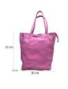U05 - Men's Genuine Dark Brown Leather Jacket Oil Vintage - 2