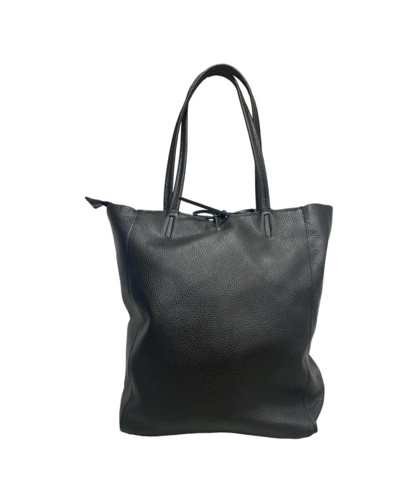 Bomber Maverick - Man Jacket in Genuine Leather Green Oil Vintage color