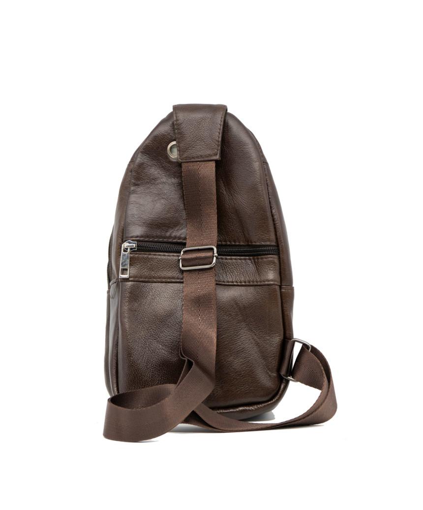 Motociclista Uomo - Giacca in Vera Pelle colore Bianco Tamponato