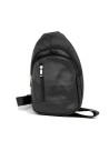 Biker Jacket- Men Distressed White Genuine Leather - 9