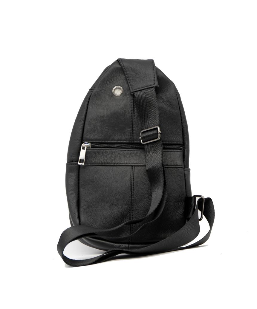 Biker Jacket- Men Distressed White Genuine Leather - 10