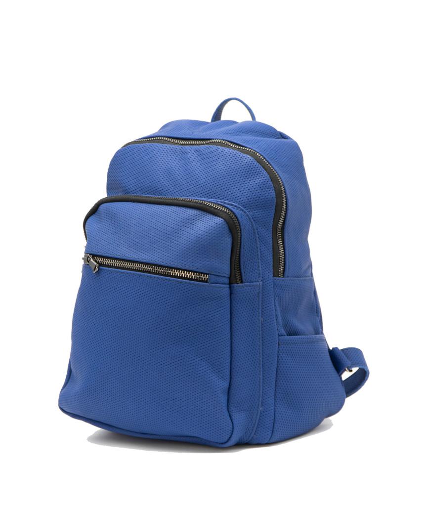 Avatar - Men's Jacket of Genuine Brown Oil Vintage Leather - 4