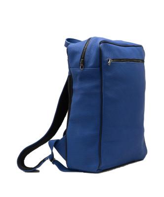 Vanessa - Women Jacket of Genuine Red Oil Vintage Leather - 5
