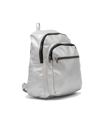 Chiodo Donna - Giacca in Vera Pelle con Cintura colore Verde Oil Vintage