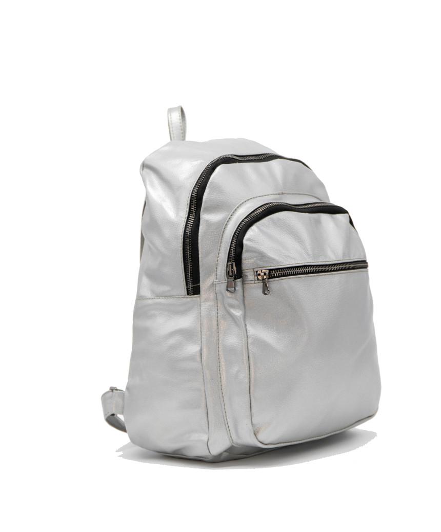 Chiodo Donna - Women Genuine Green Leather Jacket Oil Vintage