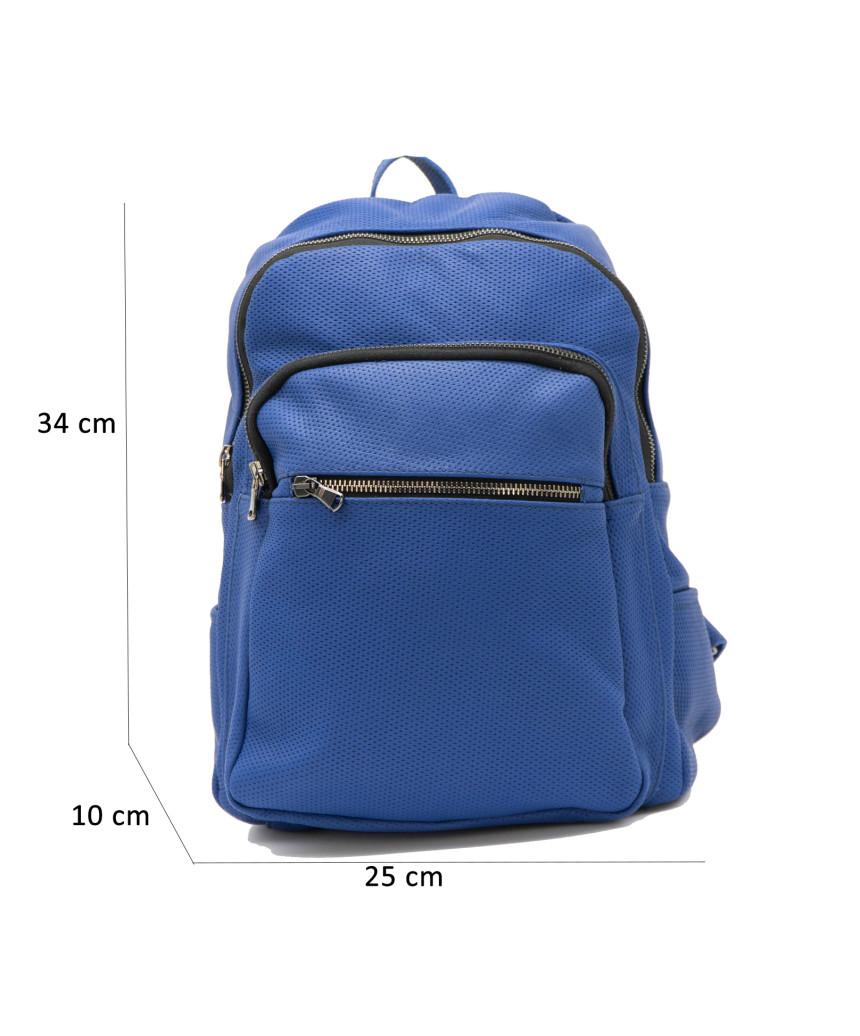 Violetta - Women Jacket in Soft Brown Genuine Leather