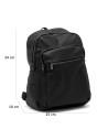 Violetta - Women Jacket of Genuine Soft Brown Leather - 4