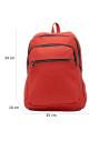 Violetta - Women Jacket of Genuine Soft Brown Leather - 5