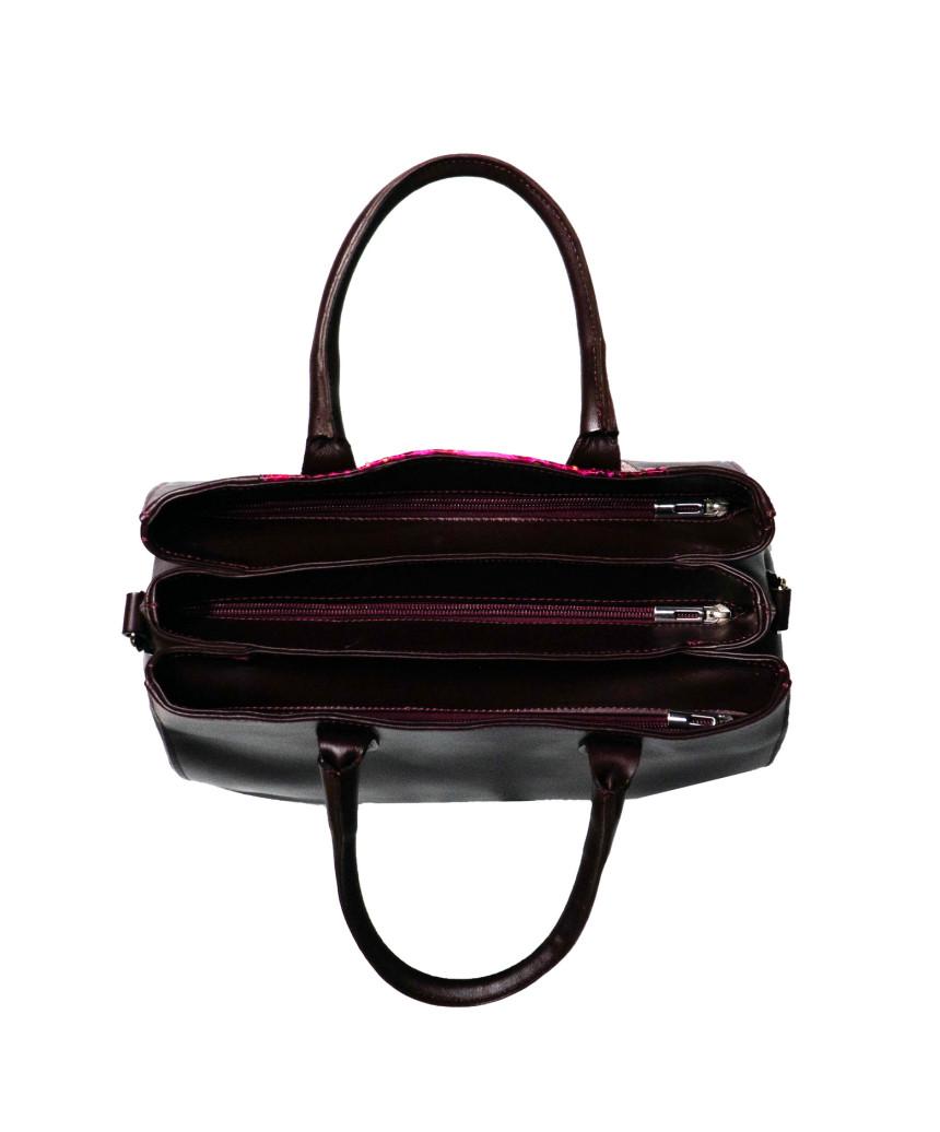Valentina - Women Jacket of Genuine Soft Black Leather - 2