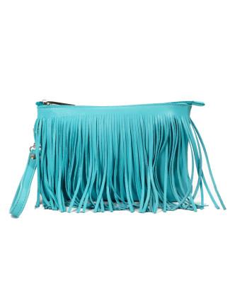 Valentina - Women Jacket of Genuine Soft Black Leather - 5