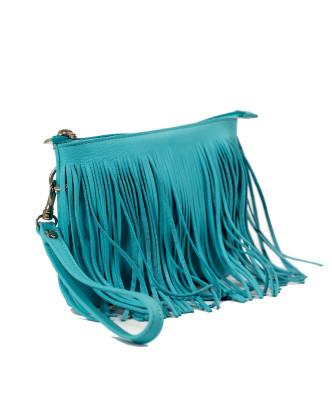Valentina - Women Jacket of Genuine Soft Black Leather - 6