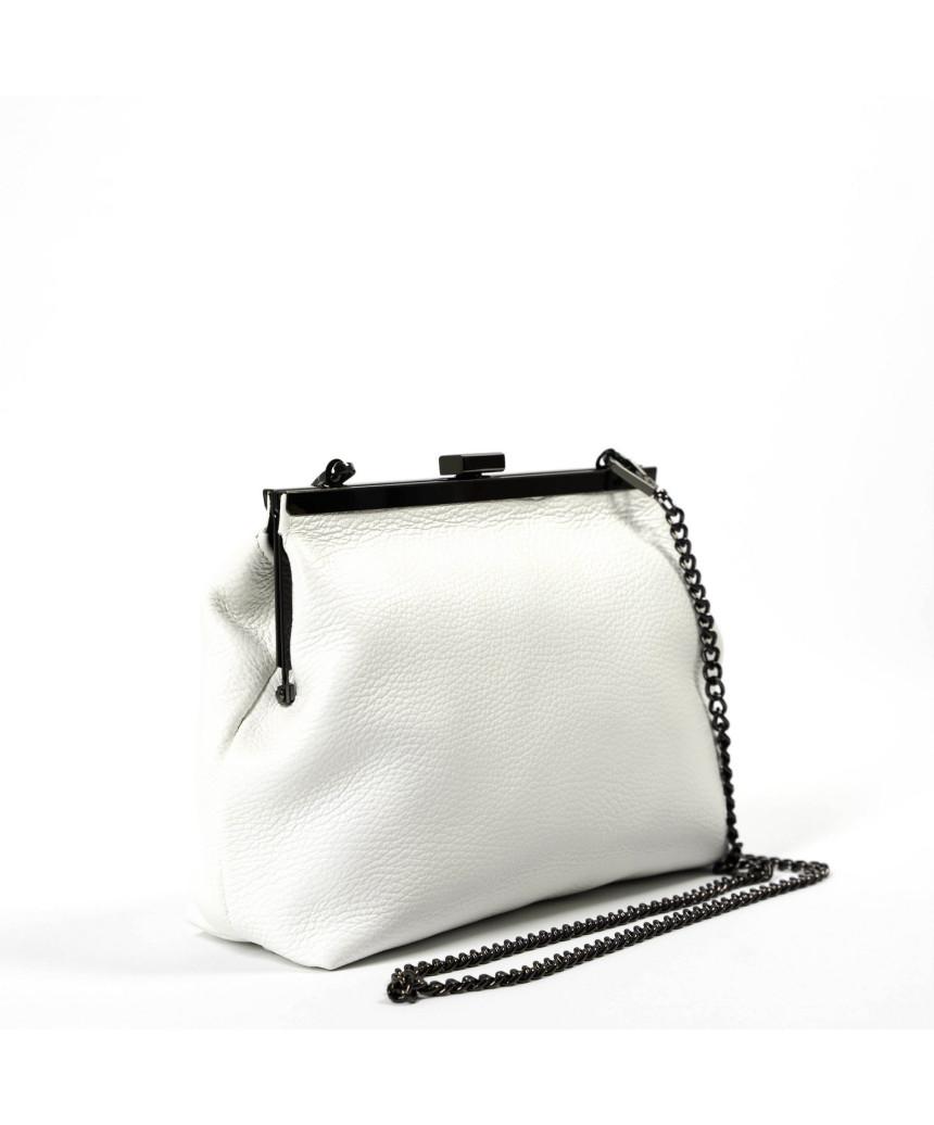 Scialla - Women Jacket of Genuine Soft Black Leather - 3