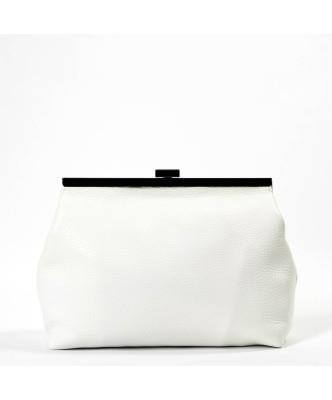 Scialla - Women Jacket of Genuine Soft Black Leather - 4