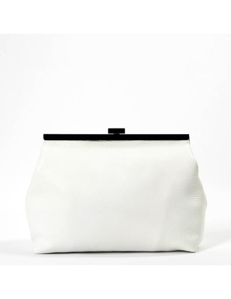 Scialla - Giacca Donna in Vera Pelle colore Nero Morbida
