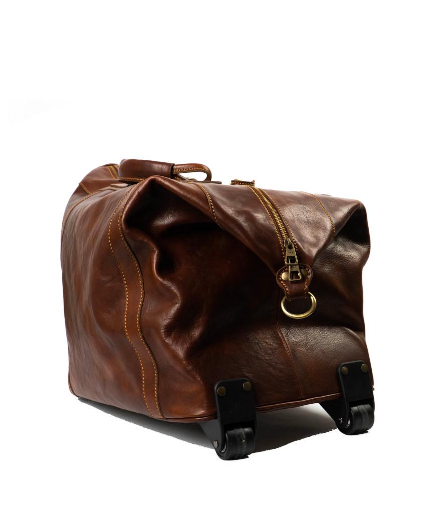 Raff - Giacca Donna in Vera Pelle colore Giallo Morbida