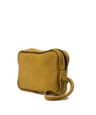 Boler - Giacca Donna in Vera Pelle Traforata colore Rosso Morbida - 1