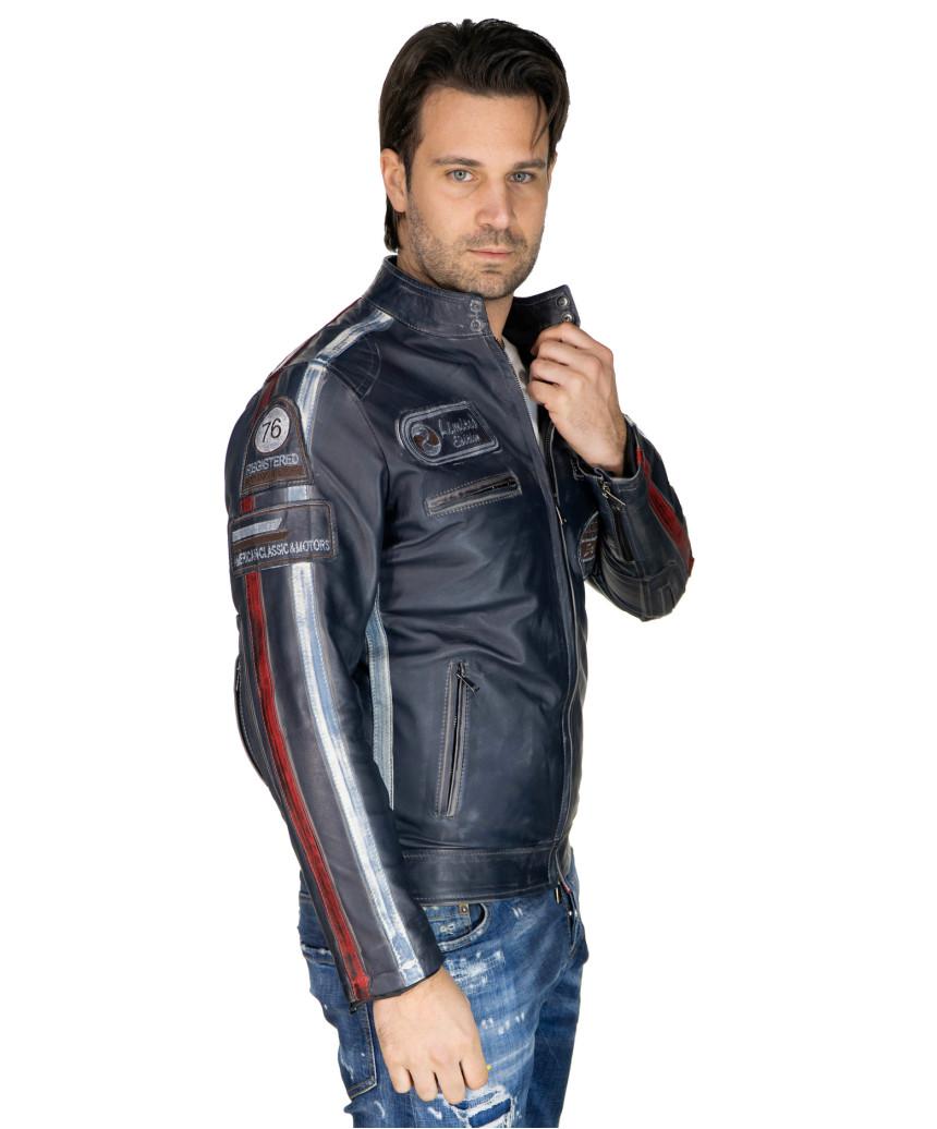 020 - Women Genuine Soft Black Leather Jacket